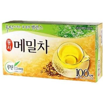 동서식품  동서 메밀차 100T (1개)