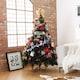 비솜 크리스마스 파인트리 3번 세트 (210cm)_이미지