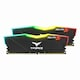 TeamGroup T-Force DDR4 32G PC4-21300 CL15 Delta RGB (8Gx4)