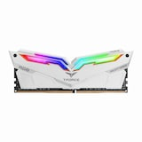 TeamGroup T-Force DDR4 8G PC4-19200 CL15 Night Hawk RGB 화이트_이미지