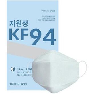노아리테일 노아 더 케이 지원정 3D KF94 대형 25개입 (100개)_이미지