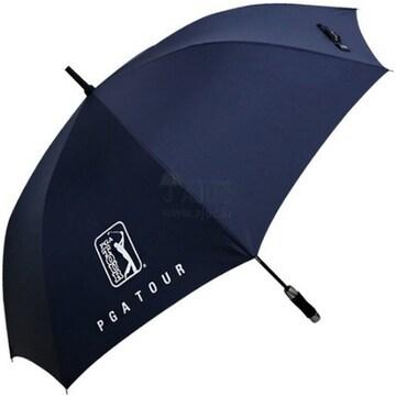 PGA투어 75 자동 올화이바 무지 우산(1개)
