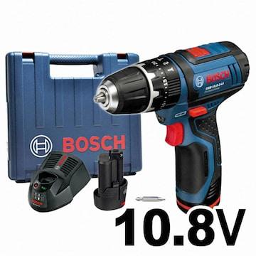 보쉬  GSB 10.8-2-LI Professional (2.0Ah, 배터리 2개)