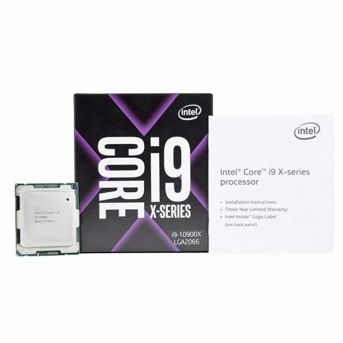 인텔 코어X-시리즈 i9-10900X (캐스케이드레이크) (정품)