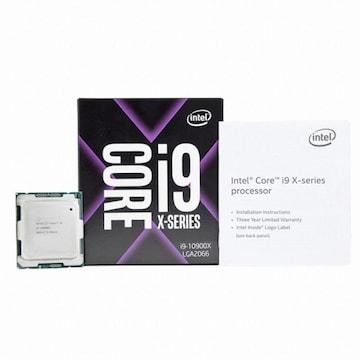 인텔 코어X-시리즈 i9-10900X (캐스케이드레이크)(정품)