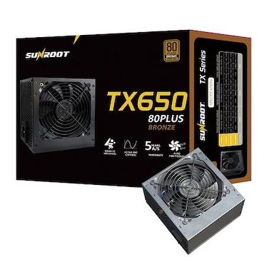 썬루트 TX650 80PLUS BRONZE 230V EU_이미지
