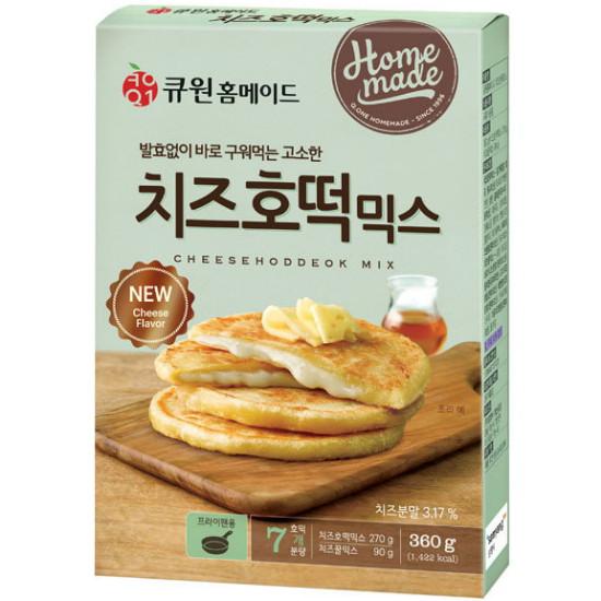 삼양사 큐원 홈메이드 치즈호떡믹스 360g(1개)