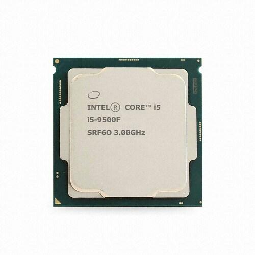 인텔 코어i5-9세대 9500F (커피레이크-R) (벌크 + 쿨러)_이미지