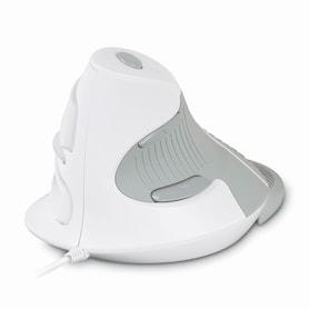 건평정보통신 IPLEX VM-600 버티컬 유선 마우스
