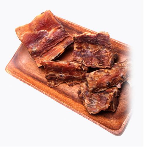 더펫코리아 힐링수제육포 돼지등뼈 대형 550g(1개)