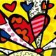피포페인팅 DIY 그림그리기 QF021 ROMERO시리즈_이미지