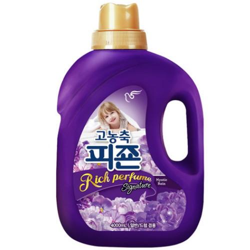 피죤 리치퍼퓸 시그니처 미스틱 레인 4L(2개)