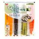푸른들 5줄 야채김밥세트 245g