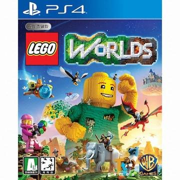 레고 월드 PS4 한글판_이미지