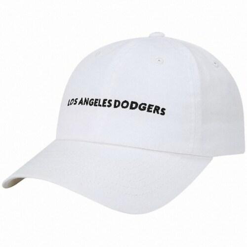 MLB  레포츠 슬라이더 커브조절캡 볼캡 LA 다저스 32CPRG811-07W_이미지