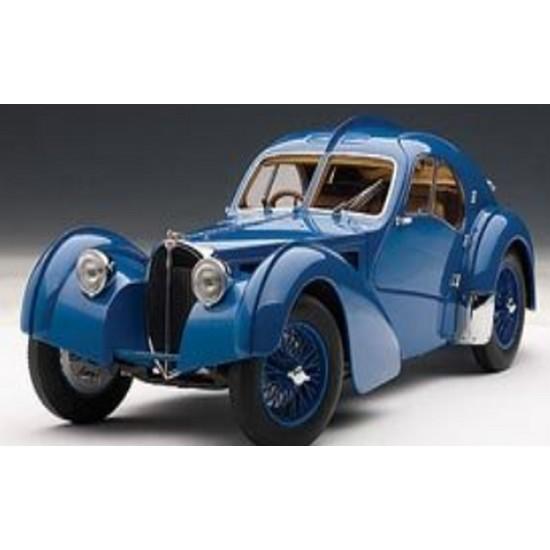 오토아트 1/18 BUGATTI 57SC ATLANTIC 1938 부가티 아틀란틱 클래식 모형자동차 (AA709421BL)