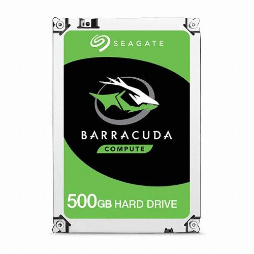 Seagate 500GB Barracuda ST500DM009 (SATA3/7200/32M)