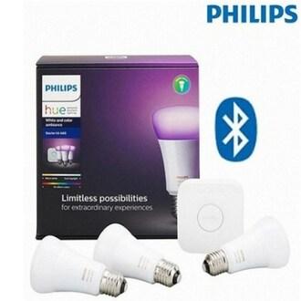 필립스 라이팅 LED hue 4.0 스타터 킷 (화이트앤컬러앰비언스)_이미지
