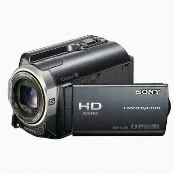SONY HandyCam HDR-XR350 (기본 패키지)_이미지
