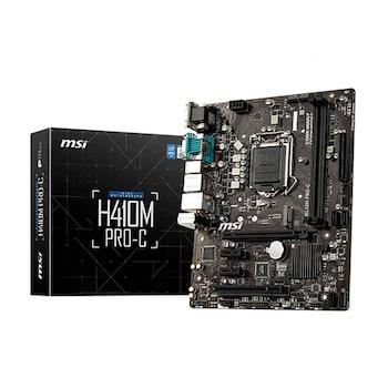 MSI H410M PRO-C