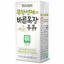무항생제 바른목장 우유 190ml (멸균)