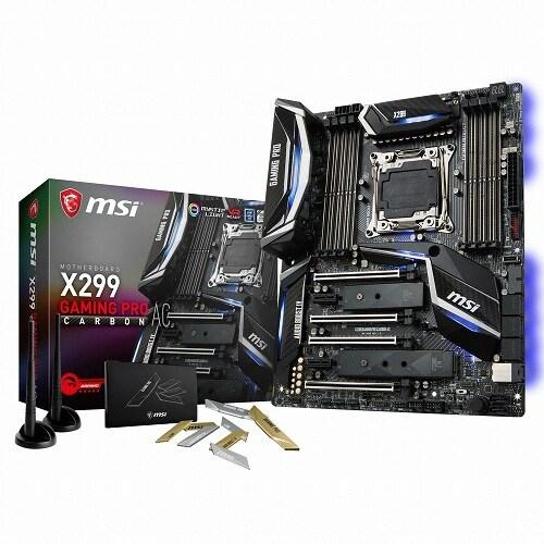 MSI  X299 게이밍 프로 카본 AC_이미지