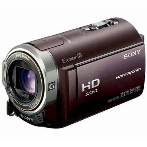 SONY HandyCam HDR-CX350 (기본 패키지)_이미지