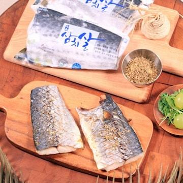 제주창해수산 제주어가 삼치살 중 7~8개(마리) 선물세트 2kg(1개)