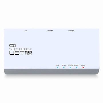 스카이디지탈 슈퍼캐스트 U6T 2HD HDMI