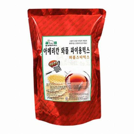 한국이안스 아메리칸 와플 파이용 믹스 1kg(1개)
