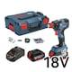 보쉬  GDX 18V-200 C Professional (6.0Ah, 배터리 2개)_이미지