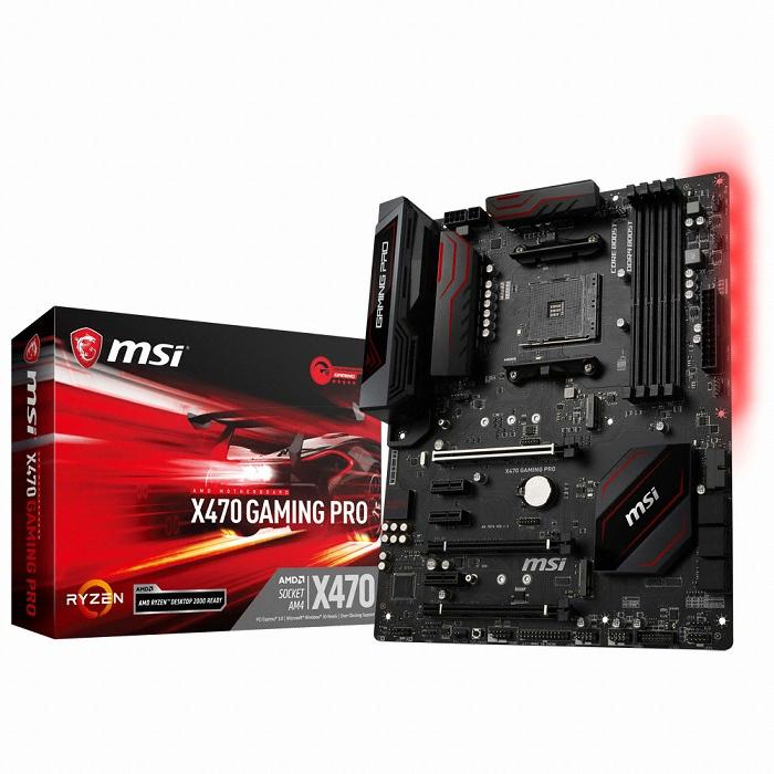MSI X470 게이밍 프로