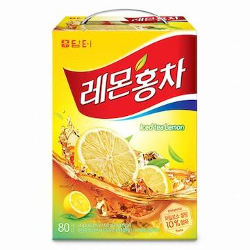 담터 레몬 홍차 80T(1개)
