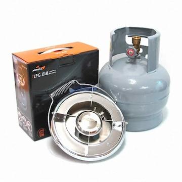비젼코베아  코베아 KS8GS0403 LPG 프로 세트 (3kg 가스통 포함)