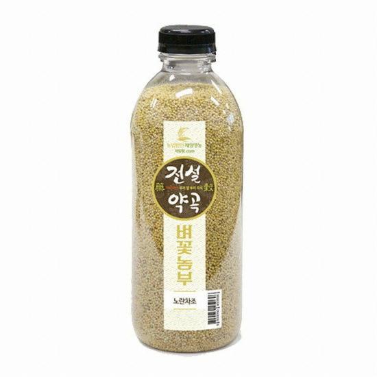 제일영농 벼꽃농부 전설약곡 노란차조 450g(1개)