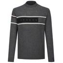 홑겹 목폴라 스웨터 HUSW0D701