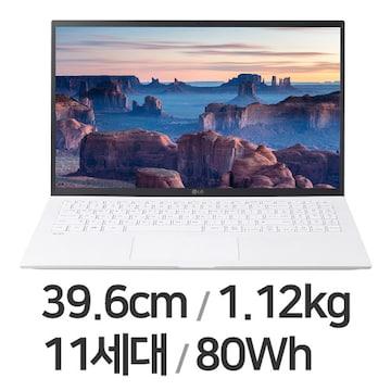 LG전자 2021 그램15 15ZD90P-GX56K WIN10