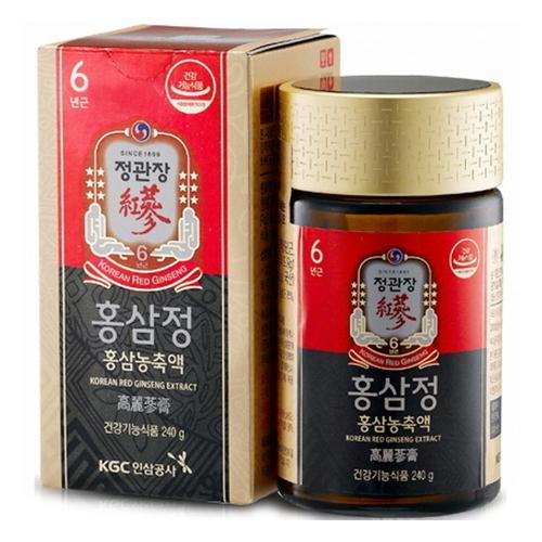 한국인삼공사 정관장 홍삼정 240g(1개)