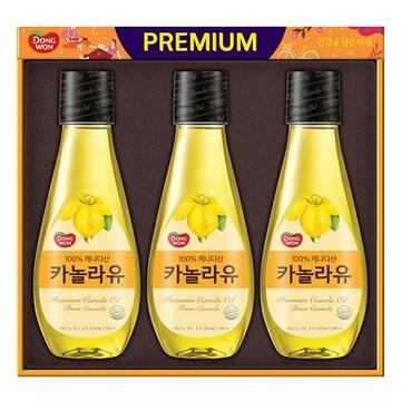 동원F&B 카놀라유 4호(1개)