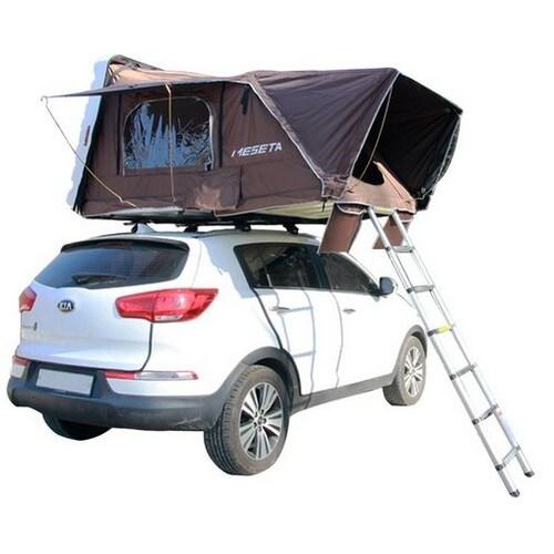 캠핑나루 메세타 메세타 아지트 1600 확장형 루프탑 텐트 (2인용)_이미지