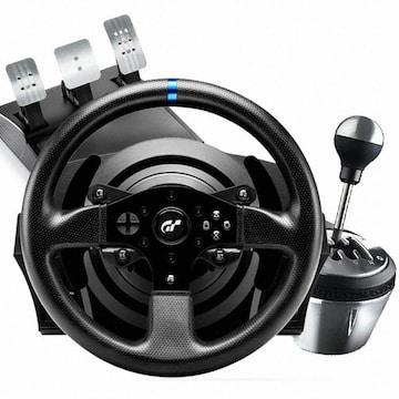 T300RS GT 에디션 레이싱 휠 +시프터, 3페달_이미지