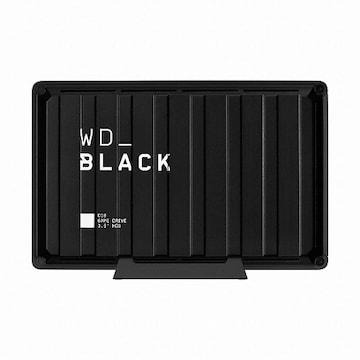 Western Digital WD Black D10 Game Drive(8TB)
