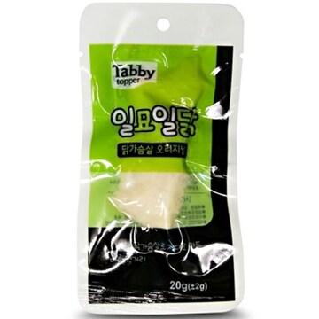 태비탑퍼 일묘일닭 닭가슴살 22g(100개)