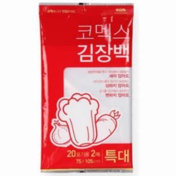 코멕스  김장백 특대 20포기용 (1개(2매))