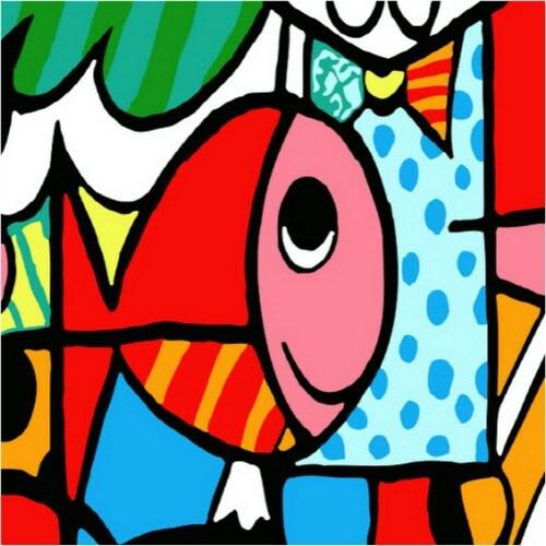 피포페인팅 DIY 그림그리기 QF023 ROMERO시리즈_이미지