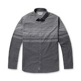 코오롱인더스트리 스파소 믹스 패턴 코튼 셔츠 SPSDW17792GYX_이미지