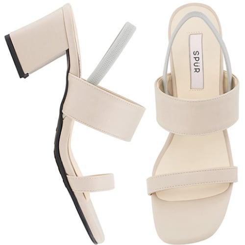 에스팀아이앤씨 스퍼 Elastic sling sandal MS9080 (베이지)_이미지