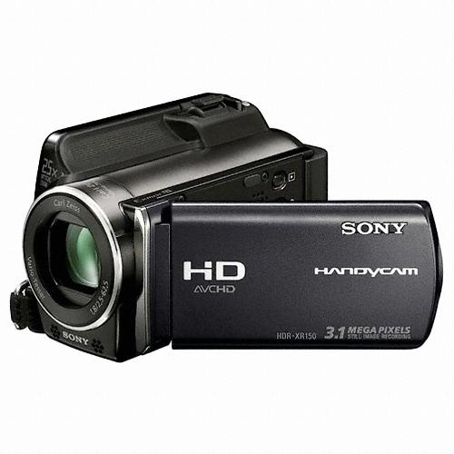 SONY HandyCam HDR-XR150 (병행수입)_이미지