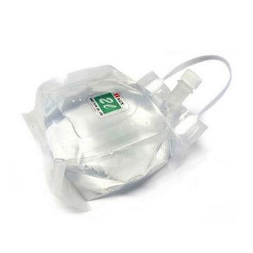 휴몬트 휴대용 접이식 워터백 2L