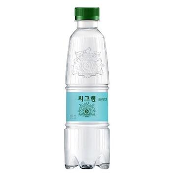 코카콜라음료 씨그램 플레인 350ml(24개)